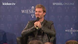 Download Einladung per Facebook: Rosberg wollte Bundespräsidenten treffen Video
