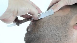 Download How to do a Straight Razor Shave and Beard Trim by Pacinos The Barber Video