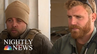 Download Meet Two American Medics Saving Lives On Front Lines Of Mosul Battle | NBC Nightly News Video