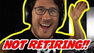 Download I'M NOT RETIRING!! Video