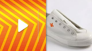 Download Embroidery with Clamp Frame on a Shoes on the Side Video