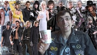 Download Final Fantasy 15 Characters Summerized Video