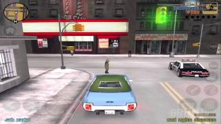 Download Grand Theft Auto III (iOS / Android) - Recenzja Video