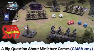 Download A Big Question About Miniature Games (GAMA 2017) Video
