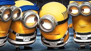 Download DESPICABLE ME 3 - BEST Movie Clips + ALL Trailers (2017) Animation, Funny Minions Movie HD Video