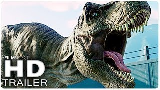 Download JURASSIC WORLD 2: Fallen Kingdom Trailer (Extended) 2018 Video