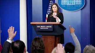 Download Watch Live: White House Press Briefing - June 18, 2018 Video