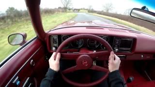 Download 1979 Chevrolet Camaro Z28 350 V8 - POV TEST DRIVE Video