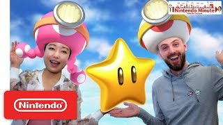 Download Captain Toad: Treasure Tracker for Nintendo Switch Co-op Game Play - Nintendo Minute Video