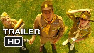 Download Moonrise Kingdom Official Trailer #1 - Wes Anderson Movie (2012) HD Video