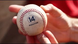 Download Special baseballs for Pete Rose Day at Great American Ball Park Video