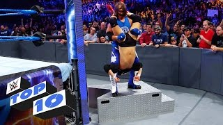 Download Top 10 Smackdown LIVE Moments: WWE Top 10, Nov. 29, 2016 Video