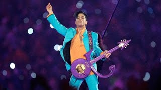 "Download Prince Performs ""Purple Rain"" During Downpour 
