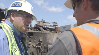 Download NTSB B-Roll - Panhandle, Texas - 29 June 2016 Video