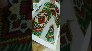 Download كوليه نسيج النول بالسيور الجزء الاول مع ايمان قاسم Video
