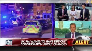 Download Nigel Farage on Latest London Terror Attack Video