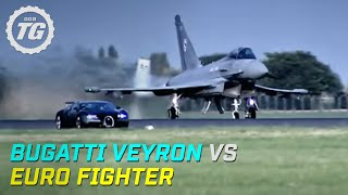 Download Top Gear : Bugatti Veyron vs Euro Fighter - Top Gear - BBC Video