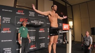 Download Fight Night Pittsburgh: Official Weigh-in Video