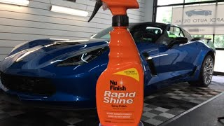 Download Nu Finish Rapid Shine (Spray Polish) Does It Protect 3X Longer? Video
