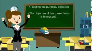 Download ORAL PRESENTATION SKILLS Video