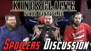 Download Kingsglaive FFXV Movie Spoilers Discussion Video