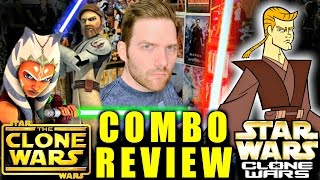 Download Star Wars: The Clone Wars - Combo Review Video