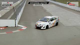 Download LIVE! - TGR Racing Season 3 - Race 2 - SUPER SPORTING CLASS QUALIFYING Video