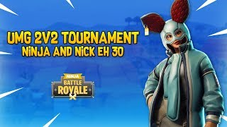 Download UMG 2v2 Tournament With Nick Eh 30 Video