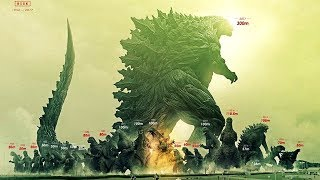 Download How Big is Godzilla Earth?!? / Godzilla Size Comparisons / New Anime Godzilla Earth Size! (spoiler) Video