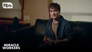 Download Miracle Workers: An Evening with Daniel Radcliffe in a Trailer | TBS Video