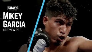 Download PT. 1 Mikey Garcia Speaks on Family Legacy's in Boxing, The Most Important Fight of His Career Video