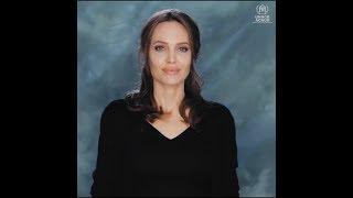 Download Angelina Jolie comenta a Declaração Universal dos Direitos Humanos Video