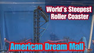 Download Gerstlauer talks World's Steepest Roller Coaster coming to New Jersey at IAAPA 2017 Video