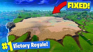 Download WE COVERED THE *ENTIRE CRATER* In Fortnite Battle Royale! Video