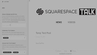 Download Squarespace SEO Tips | Squarespace 7 | Squarespace Tutorial Video Video