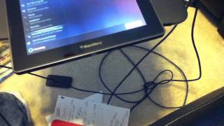 Download Unboxing Blackberry Playbook Video