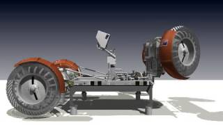 Download Lunar Rover Vehicle Foldup Animation Video
