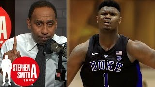 Download 'I don't want this man in Cleveland' – Stephen A. on Zion Williamson to Cavs | Stephen A. Smith Show Video