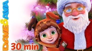 Download 🎊 Christmas Songs for Kids: SANTA, Jingle Bells, Christmas Time and More Rhymes for Babies☃ Video