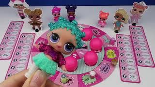 Download LOL Sürpriz Bebeklerin OYUN SETİ LOL Sürpriz The Game Oynadım Bidünya Oyuncak Video