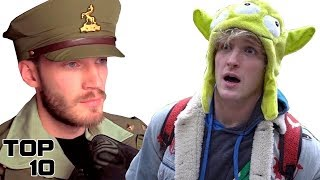 Download Top 10 YouTubers Who Ruined Their Careers With A Single Video Video