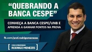 Download Palestra: Quebrando a Banca Cespe - Aprenda a ganhar pontos! Video