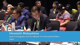 Download Japan Country Statement, FAO APRC 34, 2018 Video