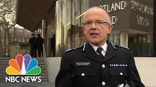 Download Police: 4 Dead, 20 Injured In Terror Attack Near UK Parliament, Investigation Underway | NBC News Video
