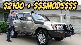 Download I Bought the Cheapest Toyota Land Cruiser in the USA: 6 Month Report Video