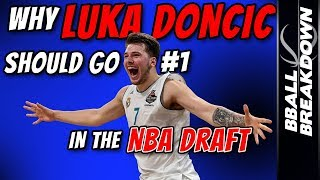 Download Why Luka DONCIC Should Go #1 In The NBA DRAFT Video