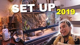 Download How To Set Up A Bearded Dragon Enclosure !! A Very Easy Set Up Video