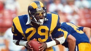 Download #52: Eric Dickerson | The Top 100: NFL's Greatest Players (2010) | NFL Films Video