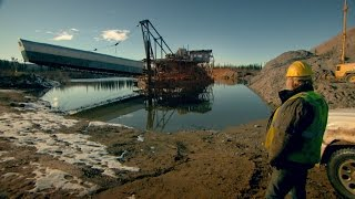 Download Tony Beets Floats His Million Dollar Dredge | Gold Rush Video
