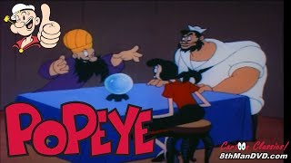 Download POPEYE THE SAILOR MAN: The Crystal Brawl (1957) (Remastered) (HD 1080p) Video